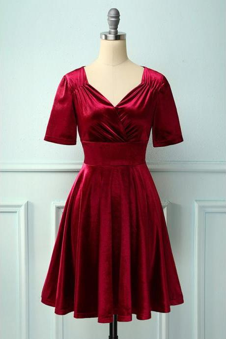 Original new dress mother outfit velvet wedding dress fashion stay clothes